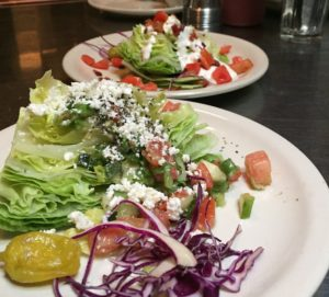 Lili's Greek & House Wedge Salads
