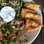 Tabouli with Grilled Chicken